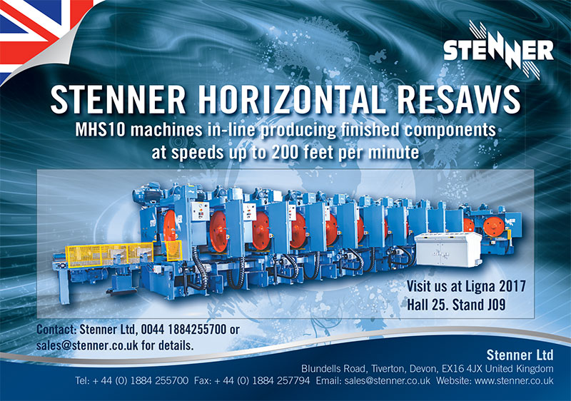 STENNER will be at LIGNA 2017 : May 22 to 26 Hall 025 Stand J09